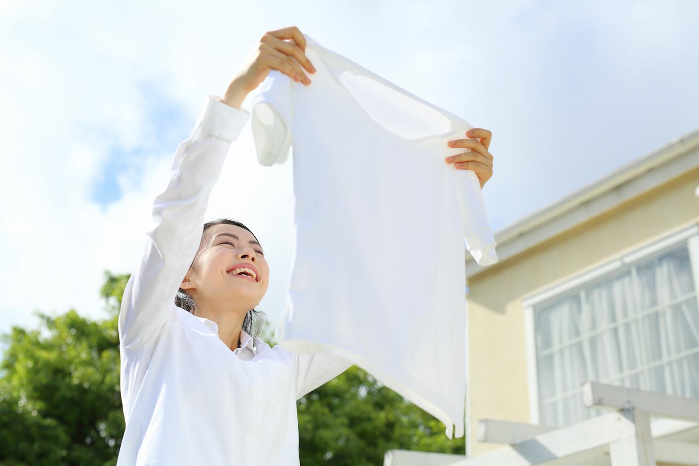 洗濯物をすぐに乾かしたい!そんな時に役に立つ便利な小技集