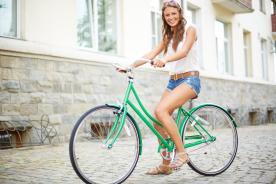 自転車通勤で交通費節約&運動効果!自分に合った自転車の選び方
